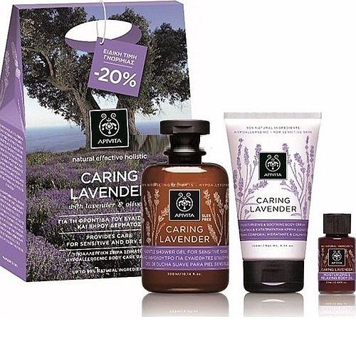 Image of Apivita Caring Lavender Gift Set 973291089