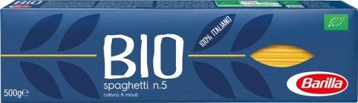 Barilla Spaghetti Bio 500g