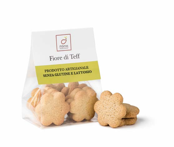 Image of Fidani Food Fiore Di Teff Senza Glutine e Lattosio 50g 973294996