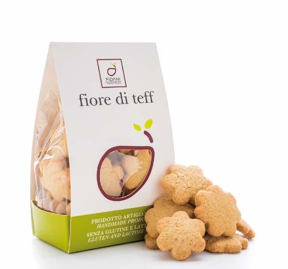 Image of Fidani Food Fiore Di Teff Senza Glutine e Lattosio 200g 973295001
