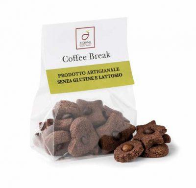 Image of Fidani Food Coffe Break Senza Glutine e Lattosio 50g 973295052