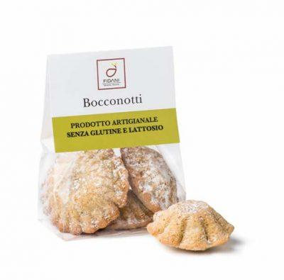 Image of Fidani Food Bocconotti Senza Glutine e Lattosio 50g 973295076