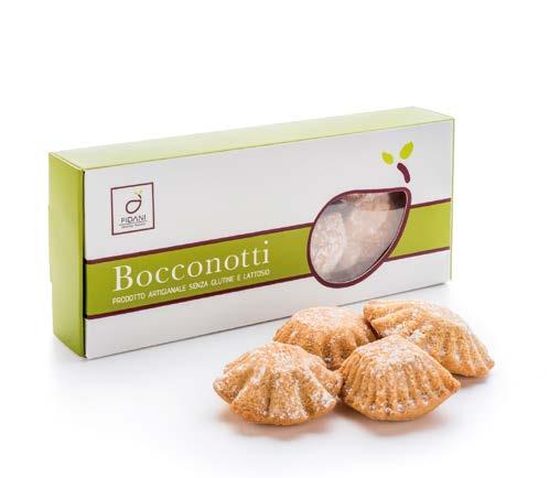 Image of Fidani Bocconotti Senza Lattosio E Senza Glutine 240gr 973295088