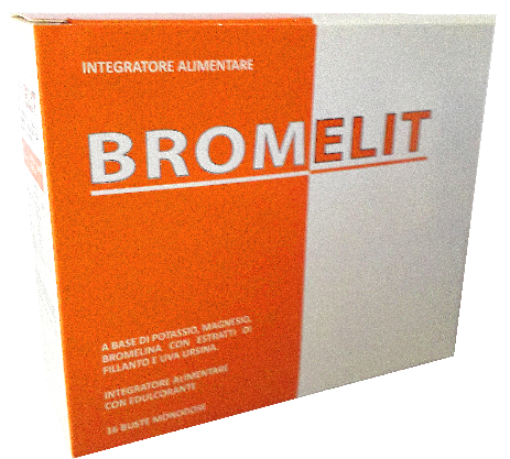 Image of Ellimann Bromelit Integratore Alimentare 16 Bustine 973501974
