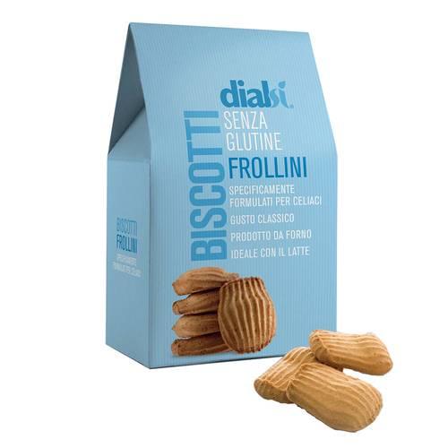Image of Dialsi Biscotti Frollini Senza Glutine 200g 973519147
