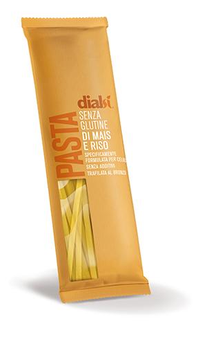 Image of Dialsi Fettuccine Pasta Di Mais E Riso Senza Glutine 240g 973605381