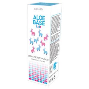 Image of Bioearth Aloebase Kids Crema Protettiva Allo Zinco 100ml 973605393