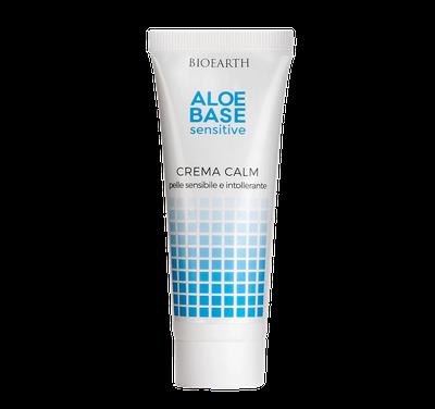 Image of Bioearth Aloebase Sensitive Crema Calm Pelle Sensibile E Intollerante 50ml 973605470
