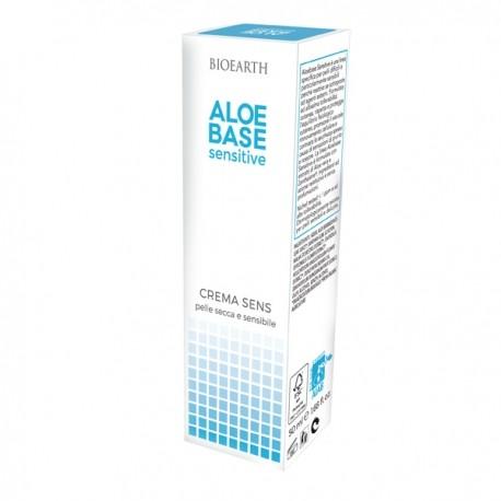 Image of Bioearth Aloebase Sensitive Crema Sens 50ml 973605482