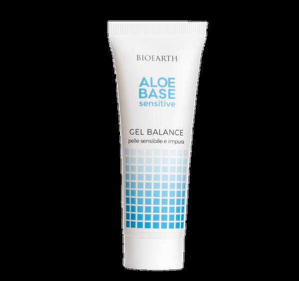 Image of Bioearth Aloebase Sensitive Gel Balance 50ml 973605494