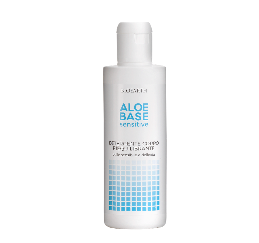 Image of Aloebase Sensitive Detergente Corpo 200ml 973605583