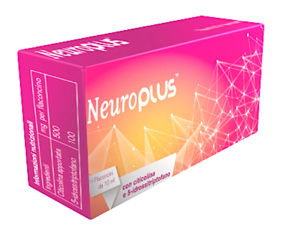 Image of Comple Med Neuroplus Integratore Alimentare 10 Flaconcini 10ml 973622590