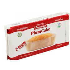 Image of Agluten Plum Cake Farcito All'Albicocca Senza Glutine 160g 973622792