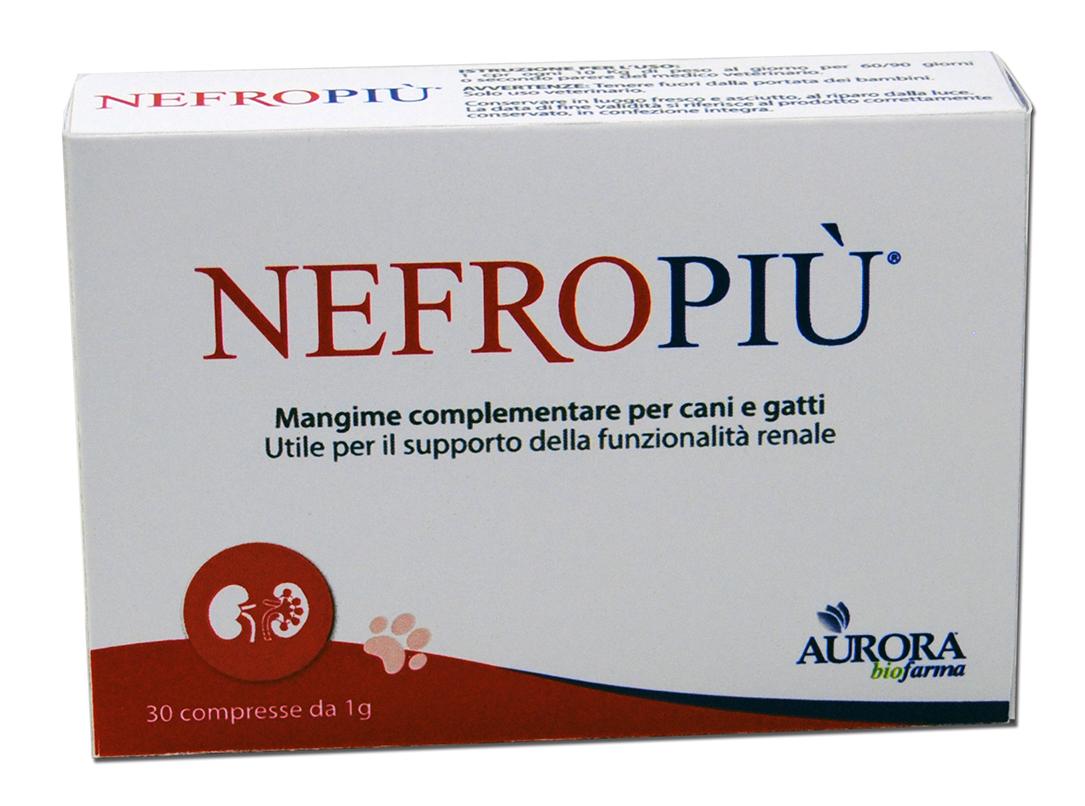 Image of Aurora Licensing Nefropiù Integratore Alimentare 30 Compresse 973652199