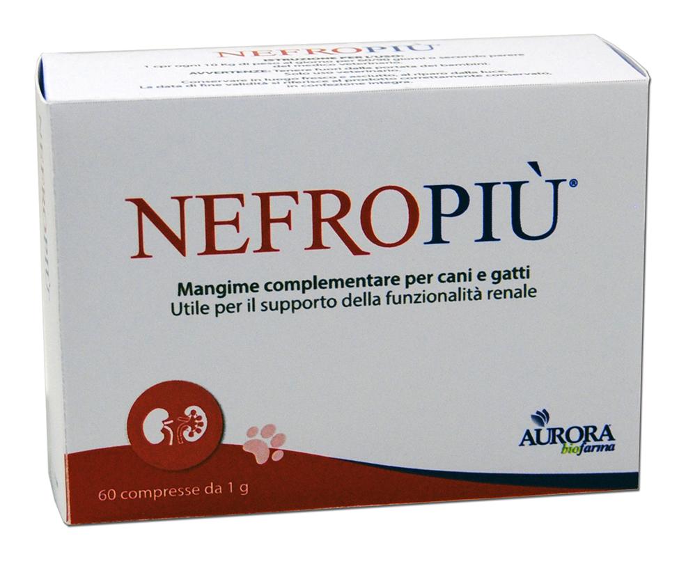 Image of Aurora Licensing Nefropiù Integratore Alimentare 60 Compresse 973652201
