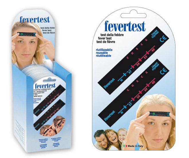 I.P.S. Fevertest Termometro Febbre