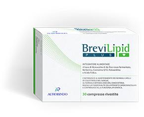 Image of Aurobindo Brevilipid Plus Integratore Alimentare 30 Compresse Rivestite 974001303