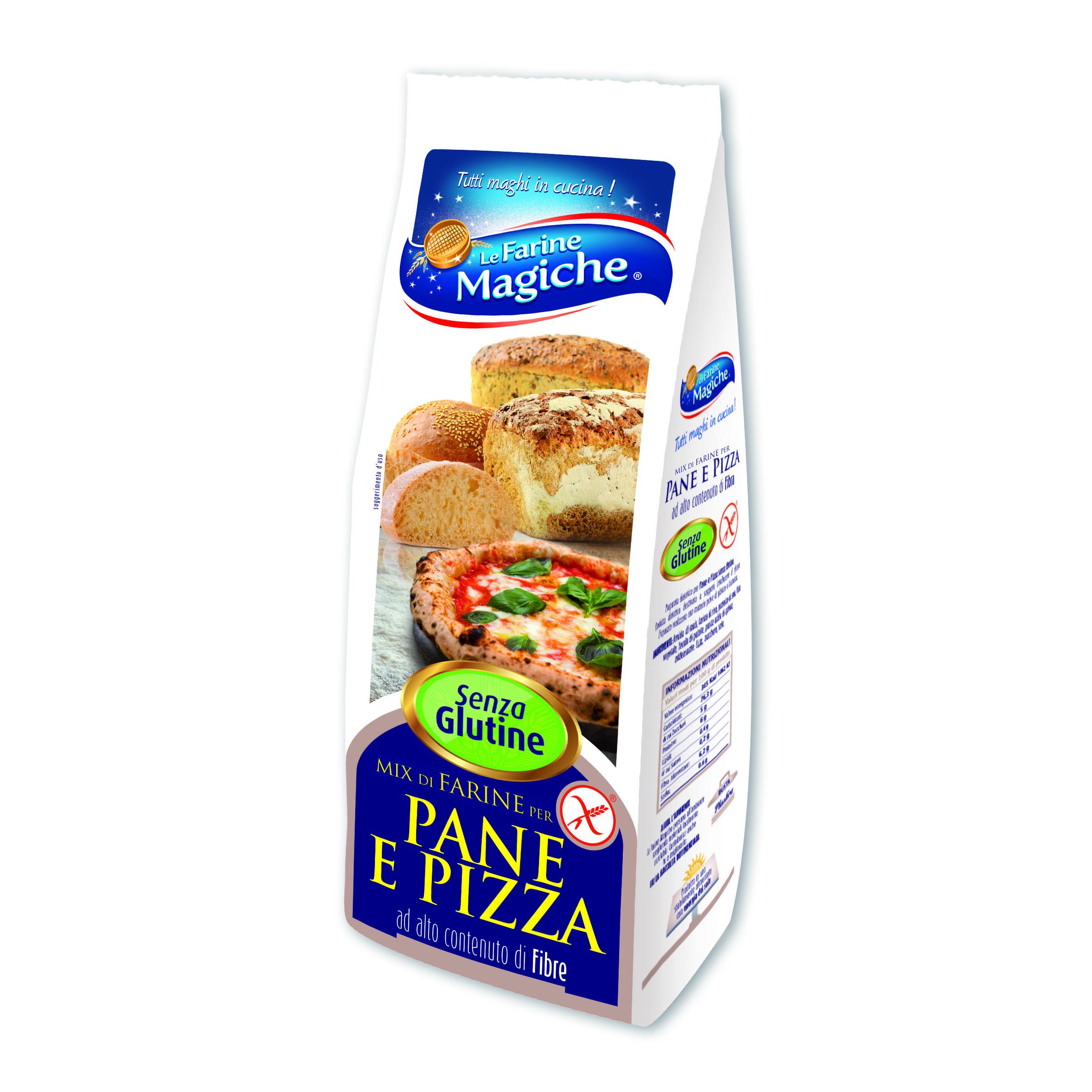 Image of Farine Magiche Royal Mix Farina Senza Glutine 1000g 974031193