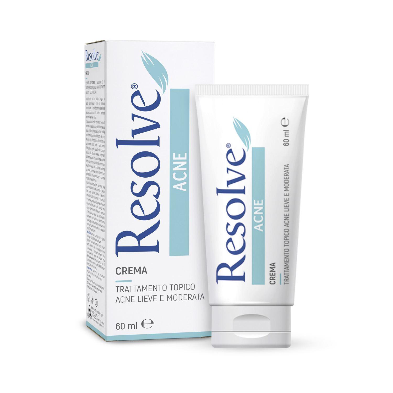 Image of Resolve® Acne Crema Trattamento Topico Acne Lieve E Moderata 60ml