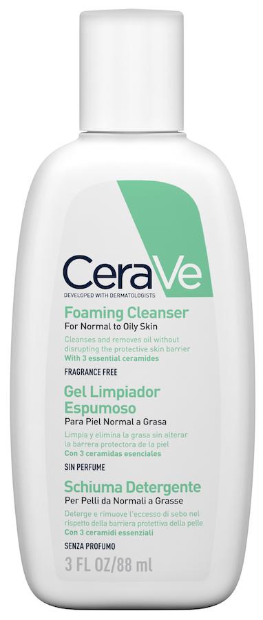 Image of CeraVe Schiuma Detergente Viso Corpo 88ml 974109249
