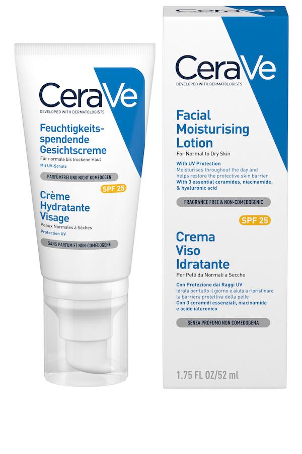 Image of CeraVe Crema Viso Idratante SPF25 50ml 974109302