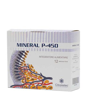 Image of Citozeatec Mineral P450 Integratore Alimentare 12x10ml 974159422