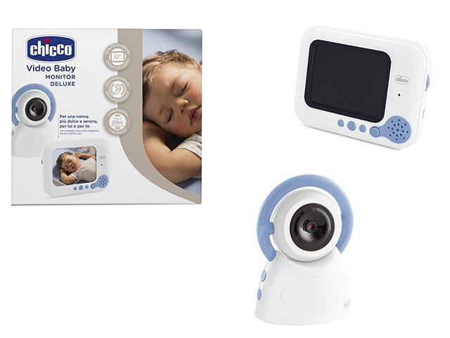 Image of Chicco Baby Monitor Deluxe 974369997