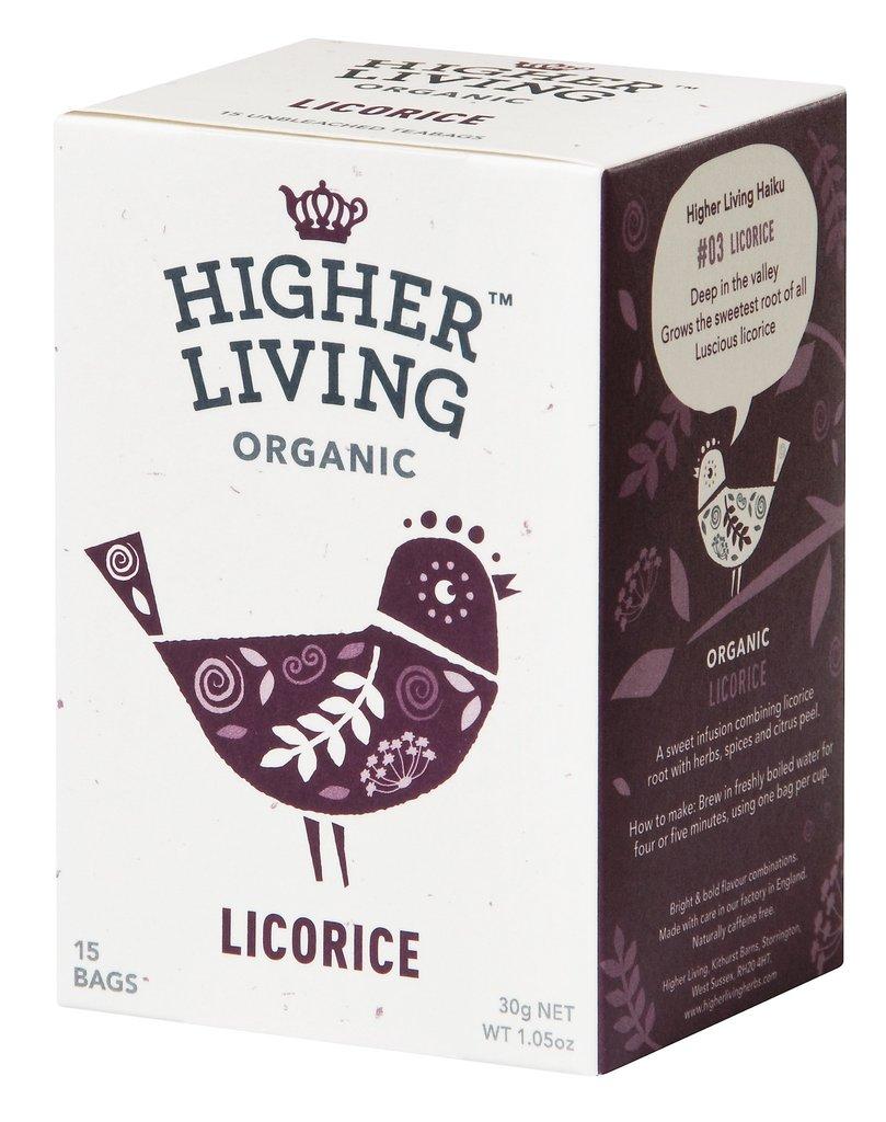 Image of Higher Living Infuso Bio Liquirizia 15 Filtri 974387730