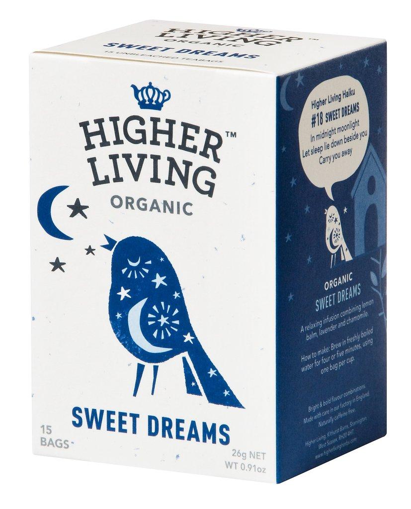 Image of Higher Living Infuso Bio Camomilla/Lavanda 15 Filtri 974387793