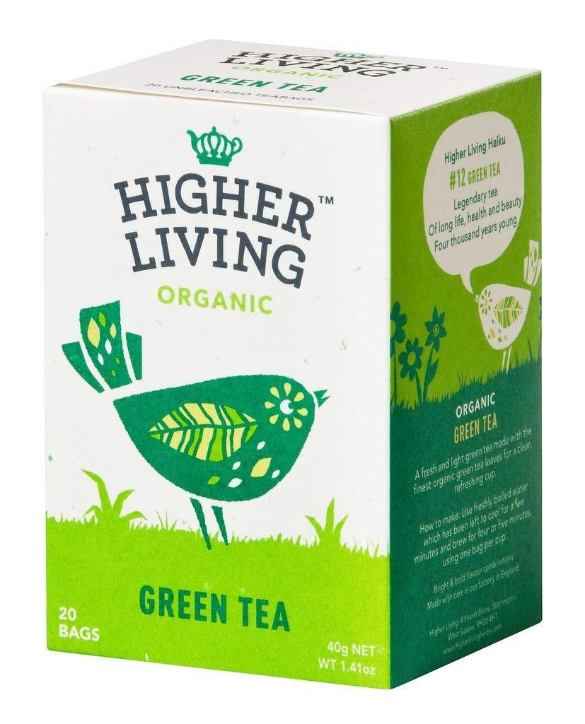 Image of Higher Living The Verde Biologico 20 Filtri 974387843