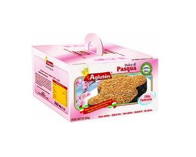 Image of Agluten Dolce Di Pasqua Senza Glutine 500g 974389191