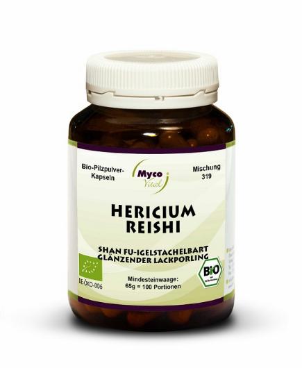 Image of Freeland Mix319 (Reishi, Hericium) Integratore Alimentare 93 Capsule 974508133