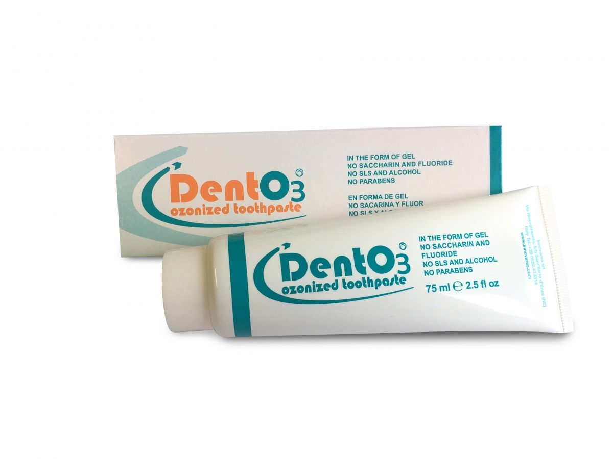 Image of Innovares Dento3 Dentifricio Ozono 75ml 974648584