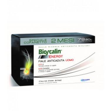 Image of Bioscalin® Energy Fiale Anticaduta Uomo Formato Doppio Trattamento 974898696