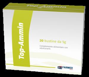 Image of Farmed Top Ammin Integratore Alimentare 20 Bustine 975054204