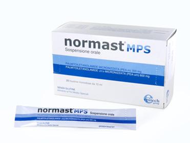 Epitech Group Normast Mps Sospensione Orale 20 Bustine