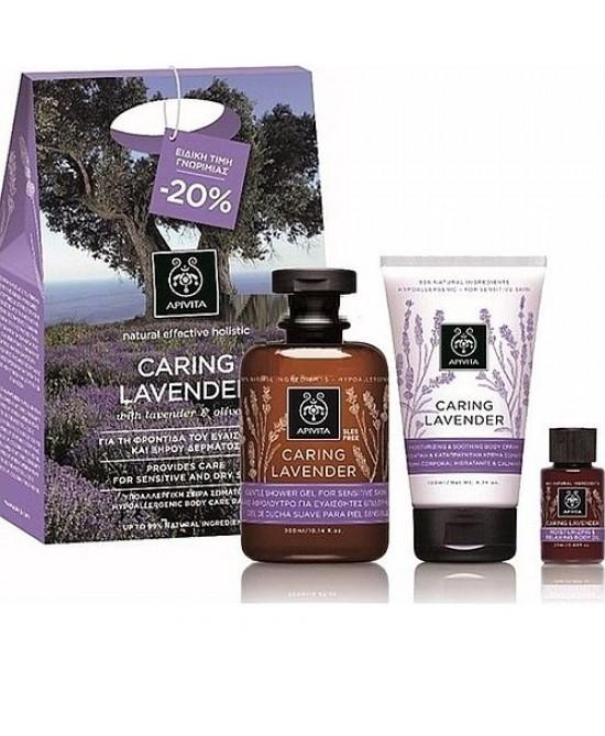 Image of Apivita Caring Lavender Set 976006635