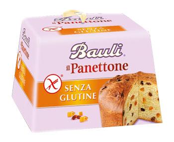 Image of Bauli Panettone Senza Glutine 400g 976007260