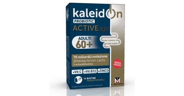 Image of A. Menarini Kaleidon Probiotic Active Age Integratore Alimentare