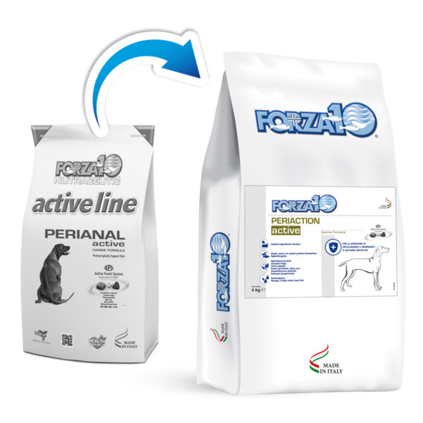 Image of Forza10 Periaction Active Per Cani 4kg