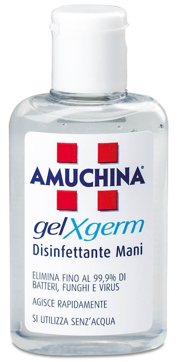 Image of Amuchina Gel Disinfettante Mani X Germ 80 ML