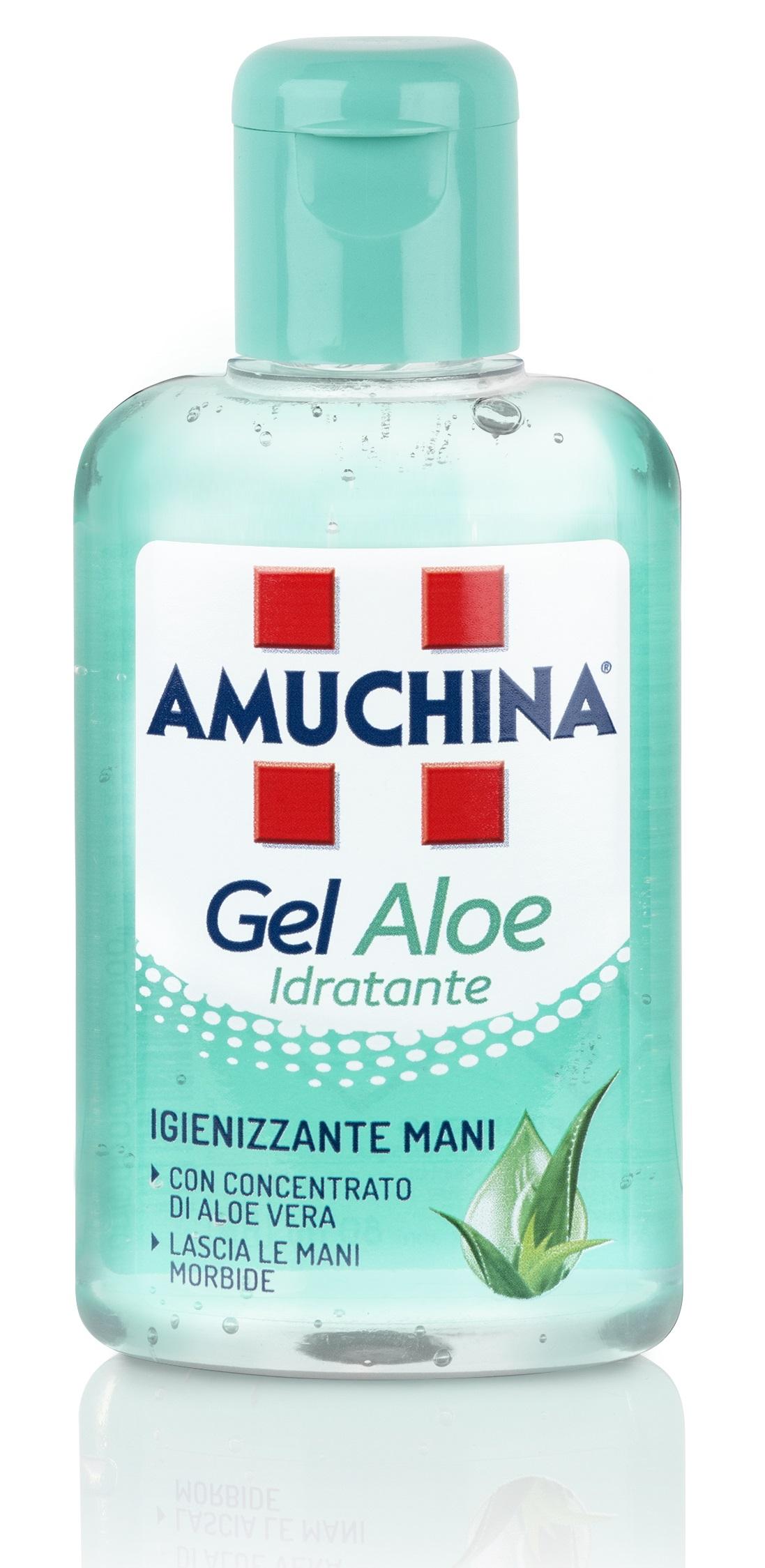 Image of AMUCHINA GEL ALOE 80 ML
