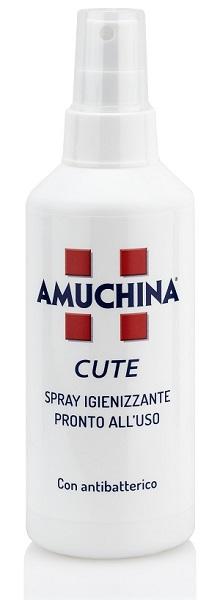 Image of Angelini Amuchina Cute Spray Igienizzante Pronto All'Uso 200ml