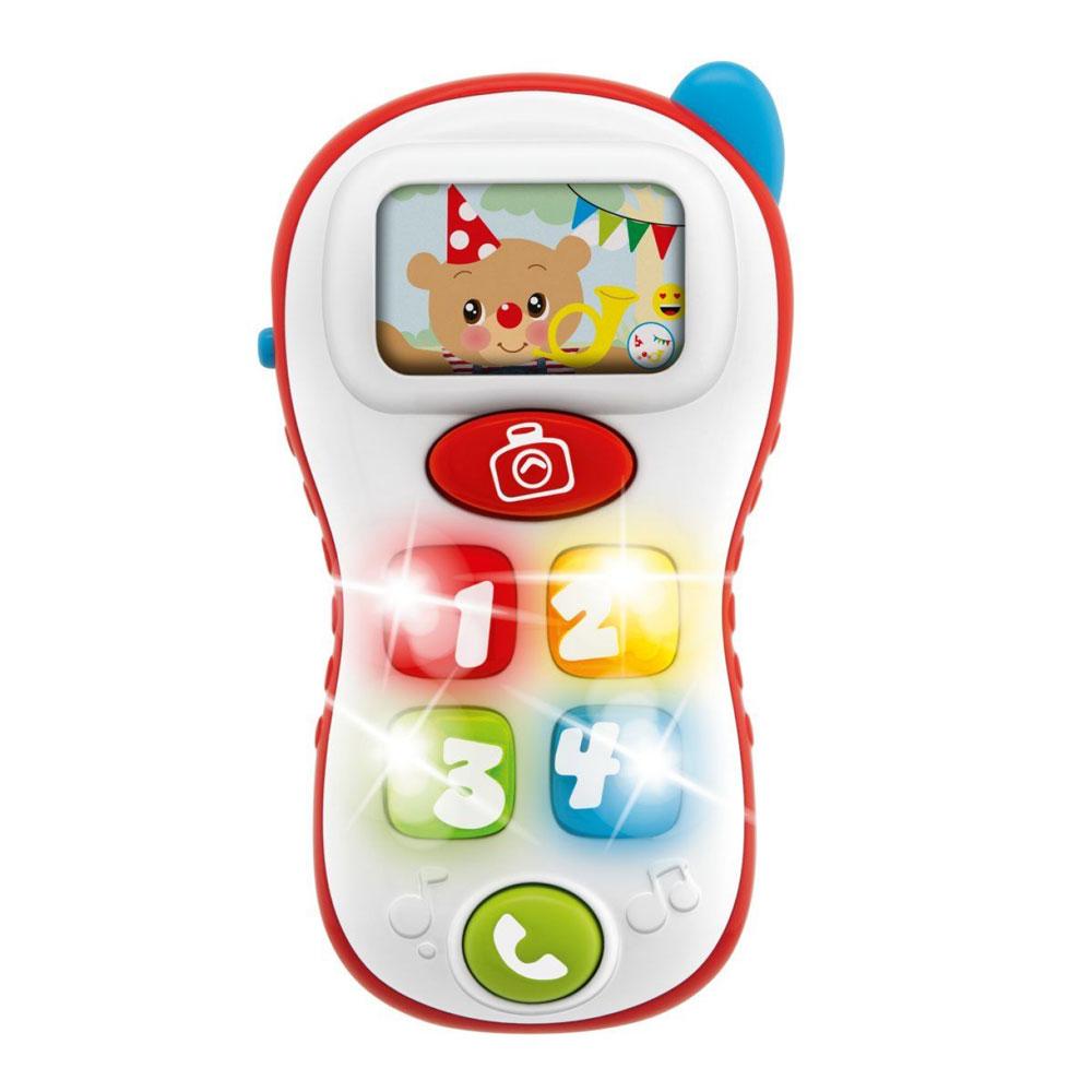 Image of ABC Selfie Phone Ita/Eng Chicco® Gioco