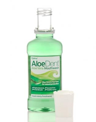 Aloe Vera Mouthwash AloeDent® 250ml