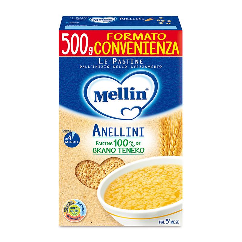 Image of Anellini Pastina Mellin 500g