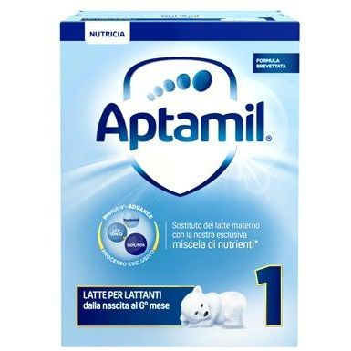 Image of Aptamil 1 Latte In Polvere Nutricia 600g