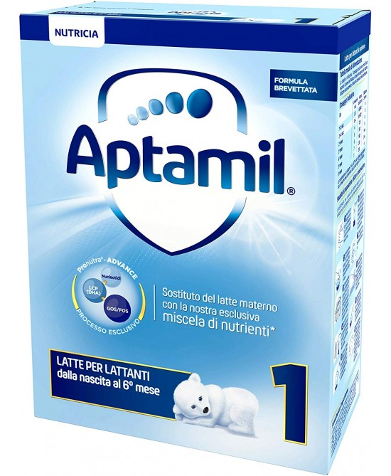 Image of Aptamil 1 Nutricia 750g