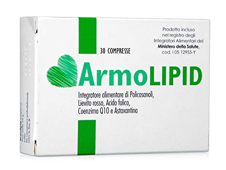 Image of ArmoLipid Meda 30 Compresse