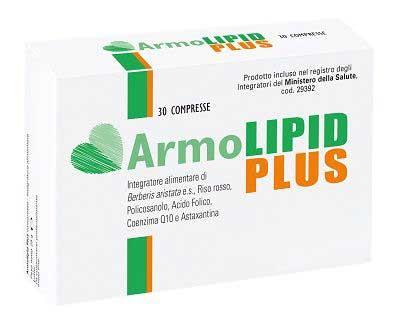 Image of Armolipid Plus Meda Pharma 30 Compresse
